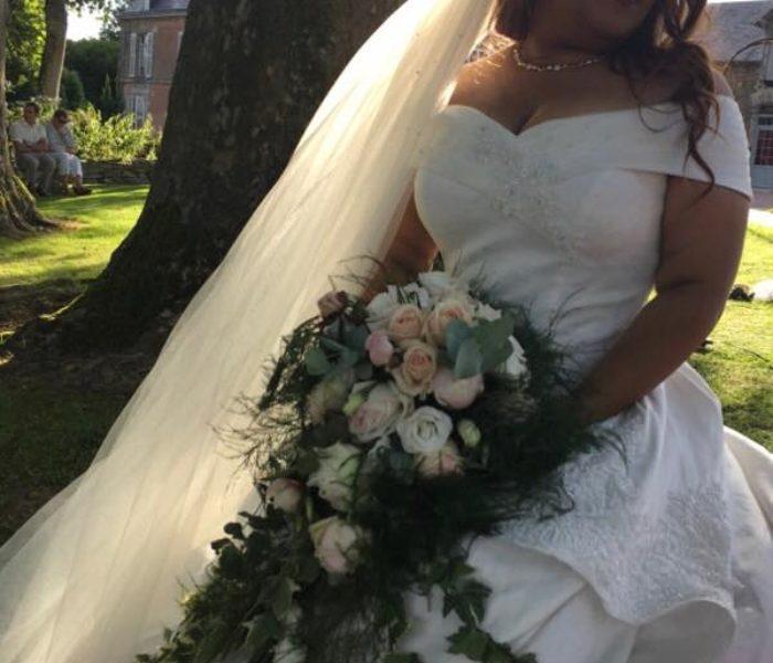 La tradition du bouquet de mariée