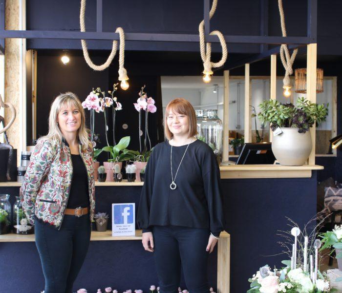 La renaissance : « La boutique de Fleurs » a ouvert sur le by-pass